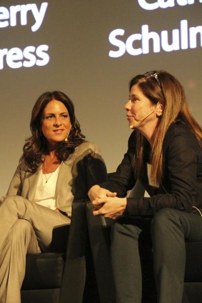 Cathy Schulman and Joanna Seller