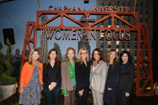 Terry Press, Joanna Seller, Alex Rose, Michelle Maclaren, Cathy Schulman, Erica Huggins, and Sue Kroll