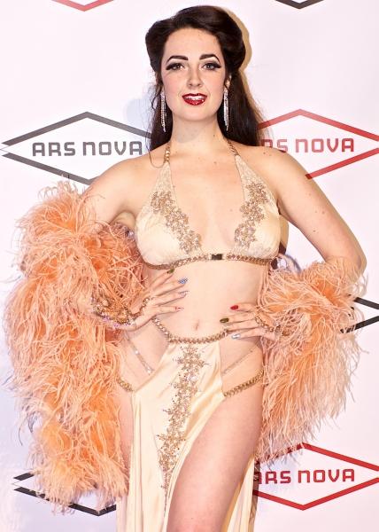 Photo Flash: Lin-Manuel Miranda, Celia Keenan-Bolger and More Attend Ars Nova's DIAMOND BALL Benefit