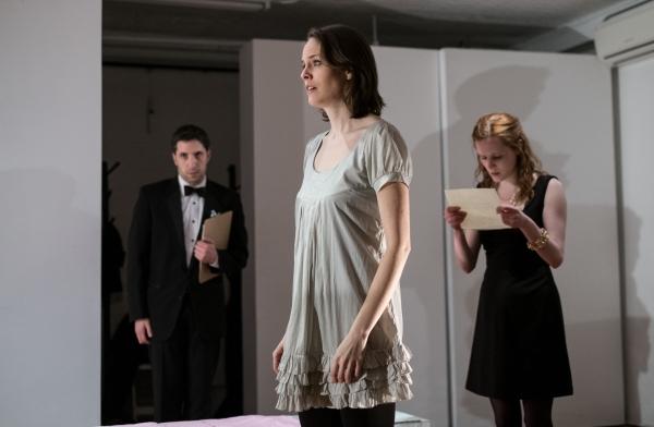 Alexander Sovronsky, Ellen Adair, Anna O''Donoghue