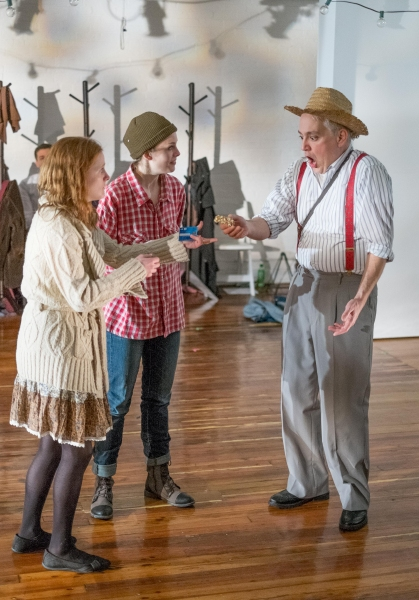 Photo Flash: First Look at Happy Few Theatre Company's AS YOU LIKE IT