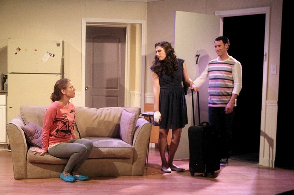 BWW Reviews: Black Lab Theatre's REALLY REALLY is Intense and Phenomenal