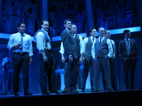 Photo Flash: First Look at Riverside Theatre's HOW TO SUCCEED IN BUSINESS WITHOUT REALLY TRYING