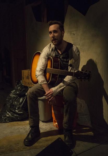 Chris Roe as Jesse Photo