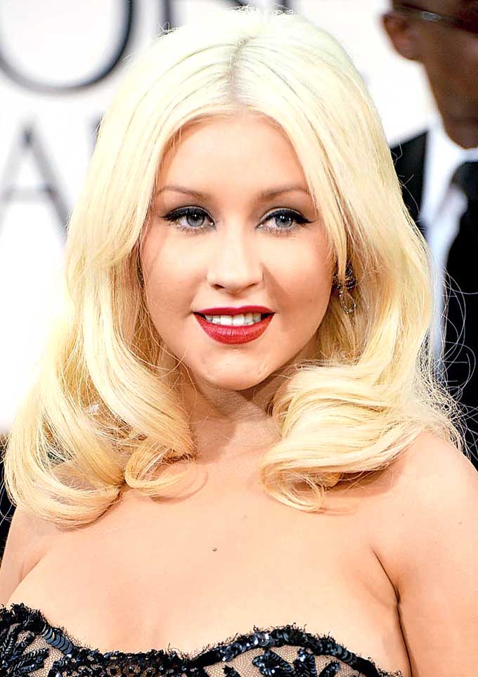 Don't Cry For Her! Christina Aguilera To Sing EVITA In Upcoming BROADWAY 4D Movie?!