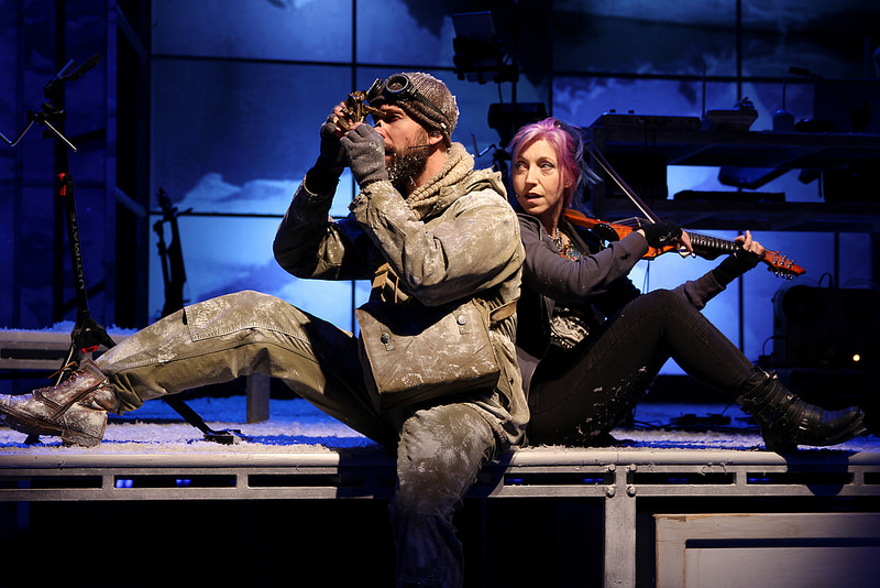 BWW Reviews: Balagan's ERNEST SHACKLETON Has Come to Rescue Us from the Ordinary