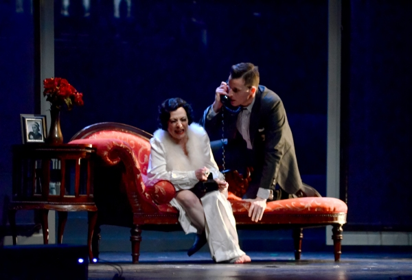 Photo Flash: First Look at Media Theatre's SUNSET BOULEVARD Starring Ann Crumb, Now Through 5/18