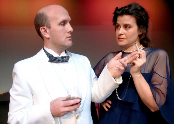 FIRST LOOK: Agatha Christie's THE HOLLOW opens at the Westchester Playhouse on 5/16