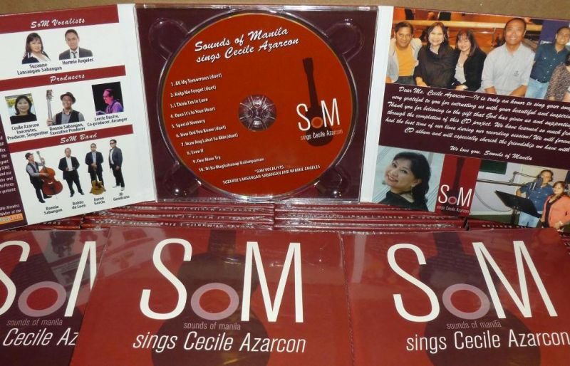 SOM Launches First-Ever Tribute Album to Cecile Azarcon at Their Concert Sunday, April 27