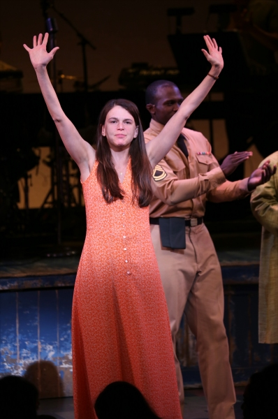 Photo Coverage: Let It Sing! VIOLET Cast Takes Opening Night Bows