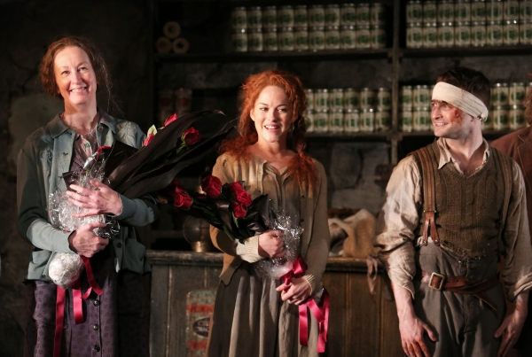 Photo Coverage: Inside THE CRIPPLE OF INISHMAAN's Opening Night Curtain Call!