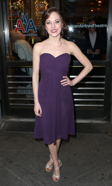Photo Coverage: Inside VIOLET's Opening Night Theatre Arrivals!