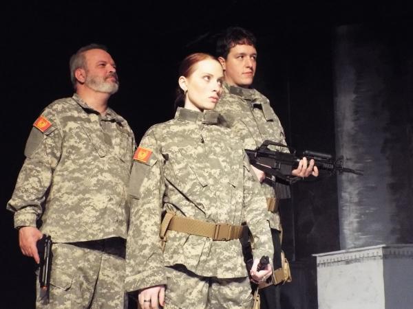 Photo Flash: First Look at Actors' NET of Bucks County's JULIUS CAESAR, Begin. 4/25
