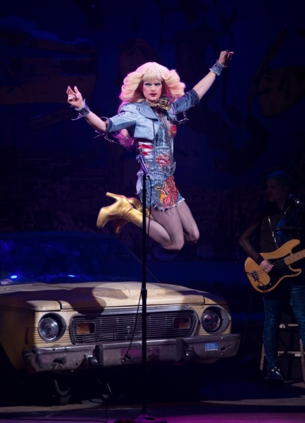 Photo Flash: Check out More of Neil Patrick Harris & the Cast of HEDWIG AND THE ANGRY INCH on Broadway!