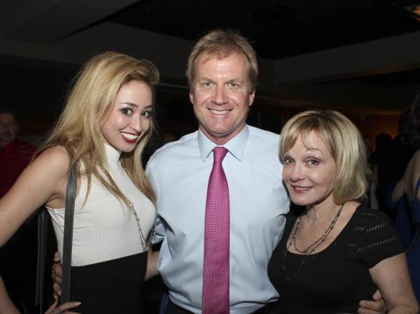 Ashley Matthews, Producer Tom McCoy and Producer Kathy Rigby