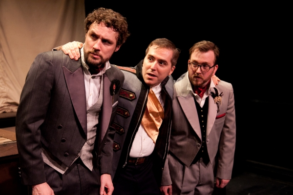 Photo Flash: First Look at Promethean Theatre Ensemble's ROSENCRANTZ AND GUILDENSTERN ARE DEAD