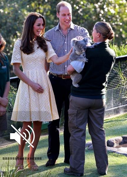 Fashion Photo of the Day 4/21/2014: Catherine Duchess of Cambridge