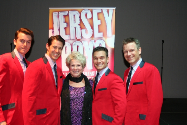 BWW Interview: JERSEY BOYS Entertain in Austin, Texas