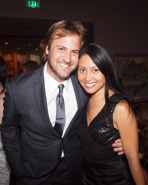 James C. Mulligan and Jennifer Hubilla Photo