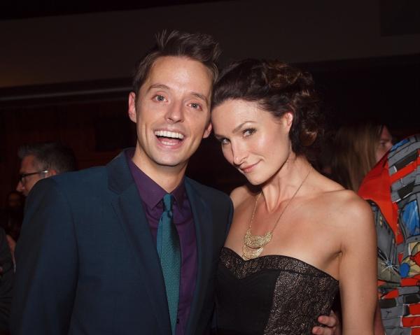 Daniel Dawson and Lauren Decierdo Photo