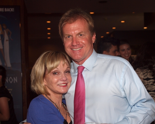 Executive Producers Cathy Rigby and Tom McCoy