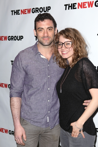 Photo Coverage: Megan Mullally and Nick Offerman Celebrate Opening Night of New Group's ANNAPURNA