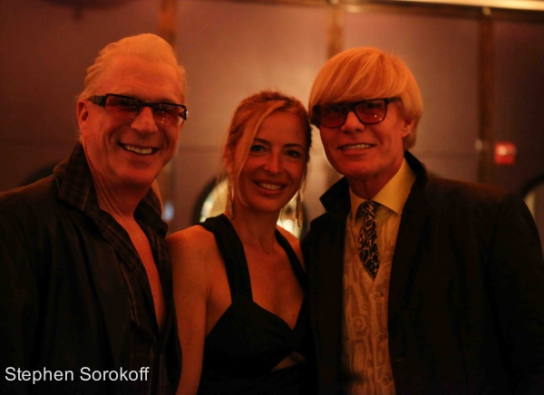Photo Coverage: Sabrina Wender Plays MUSICAL MONDAYS at Le Cirque Cafe