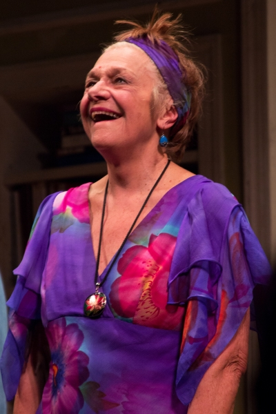 Photo Coverage: Estelle Parsons & Stephen Spinella Take Opening Night Bows in THE VELOCITY OF AUTUMN!