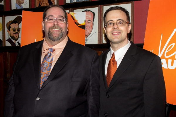 Photo Coverage: THE VELOCITY OF AUTUMN Company Celebrates Opening Night