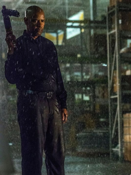 Photo Flash: First Look - Denzel Washington Stars as THE EQUALIZER