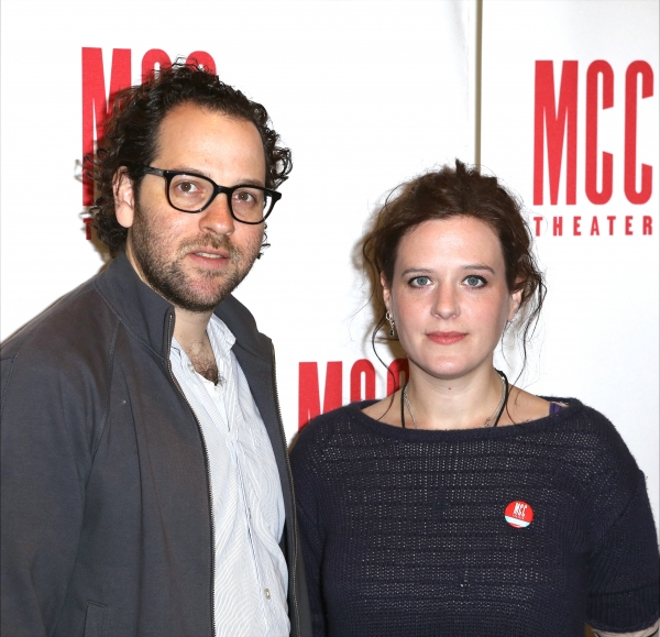 Director Sam Gold and Playwright Penelope Skinner