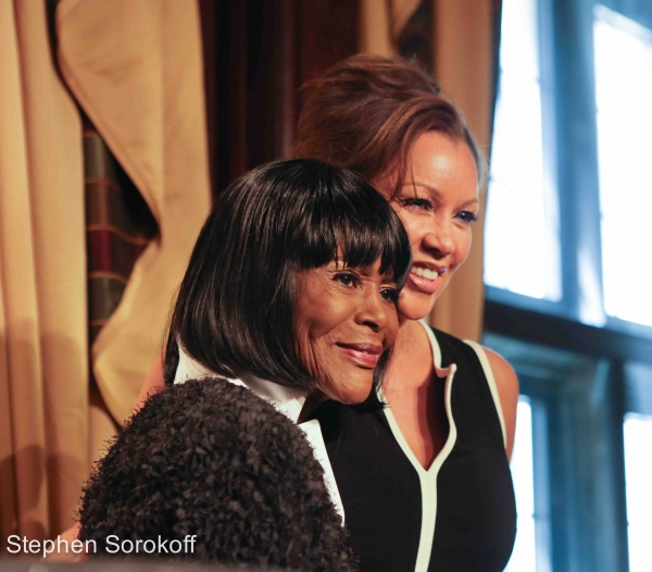 Photo Coverage: Vanessa Williams and Cicely Tyson Announce Outer Critics Circle Nominees