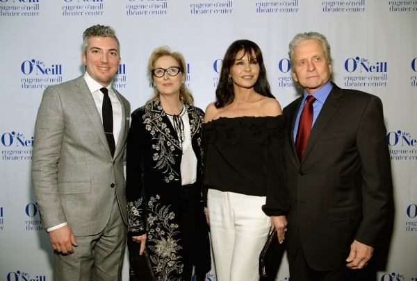Photo Flash: Meryl Streep Receives O'Neill Theater Center's 14th Annual Monte Cristo Award