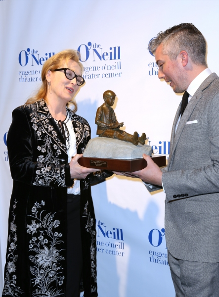 Meryl Streep and Preston Whiteway