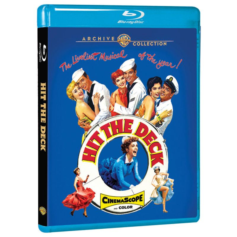 HIT THE DECK Now Available On Blu-ray