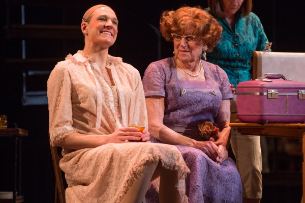 Photo Flash: New CASA VALENTINA Production Shots with Patrick Page, Reed Birney, Gabriel Ebert and More!
