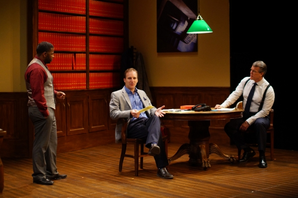 Photo Flash: First Look at Road Less Traveled Productions' RACE