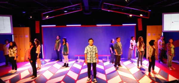 Photos: First Look at 13: THE MUSICAL at School of Arts & Enterprise