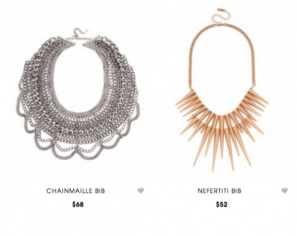 Photo Coverage: Coco Rocha's Collection for BaubleBar