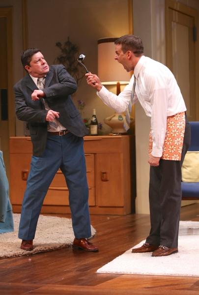 Michael McGrath as Oscar and Noah Racey as Felix