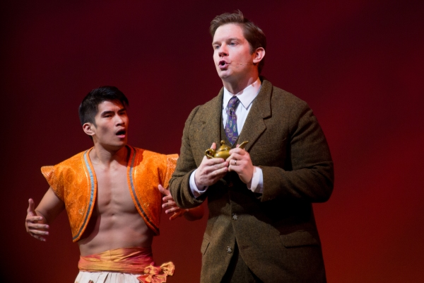 Photo Coverage: Inside BC/EFA's 2014 Easter Easter Bonnet Competition with Franco, Karimloo, Karl, Mueller & More!- Part One