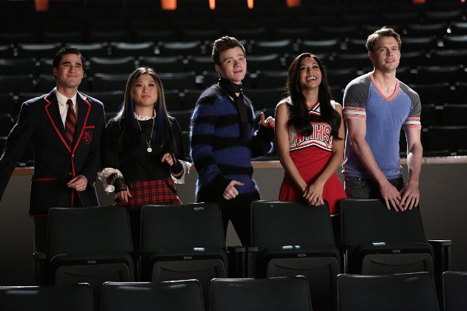 SOUND OFF: GLEE's Outrageous Opening Night, FUNNY GIRL Style