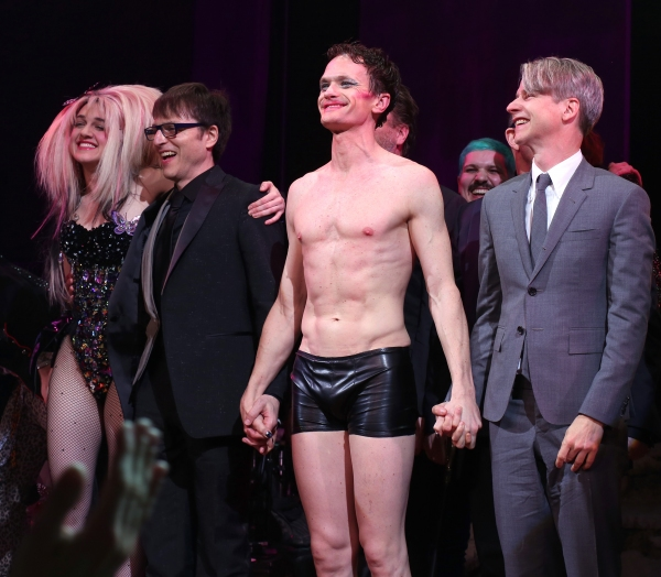 Photo Coverage: Inside the Opening Night Curtain Call for HEDWIG AND THE ANGRY INCH - Neil Patrick Harris, Lena Hall & More!
