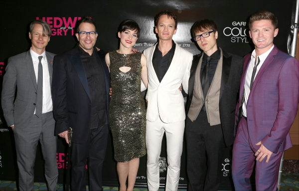 John Cameron Mitchell, Michael Mayer, Lena Hall, Neil Patrick Harris, Stephen Trask, Spencer Liff