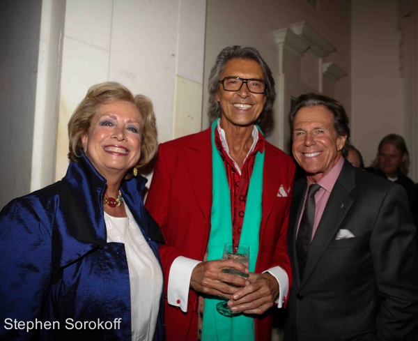 Photo Coverage: Tommy Tune Plays Cafe Carlyle