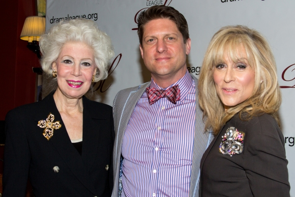 Photo Coverage: Christopher Sieber and Judith Light Announce 2014 Drama League Nominations!
