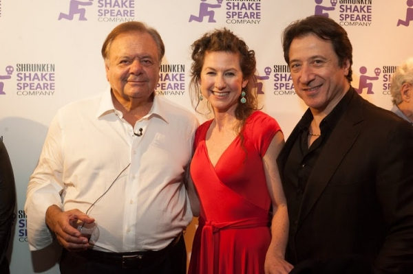 Photo Flash: Inside Shrunken Shakespeare Company's 2014 Fundraiser Gala, Featuring Paul Sorvino's KING LEAR