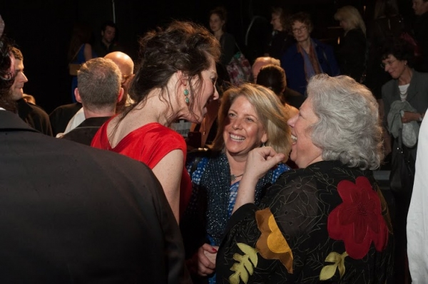 Photo Flash: Inside Shrunken Shakespeare Company's 2014 Fundraiser Gala, Featuring Paul Sorvino's KING LEAR