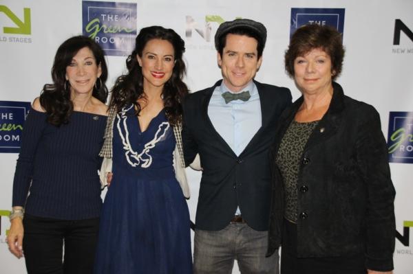 Pamela Hirsch, America Olivo, Christian Campbell, Marie Neve