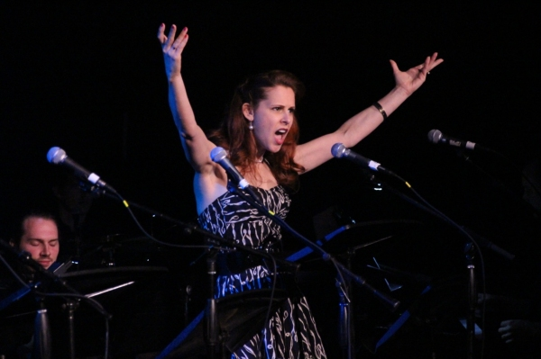 Photo Flash: Alan Cumming, Constantine Maroulis, James Snyder, Amy Spanger & More Sing REEFER MADNESS at Benefit Concert
